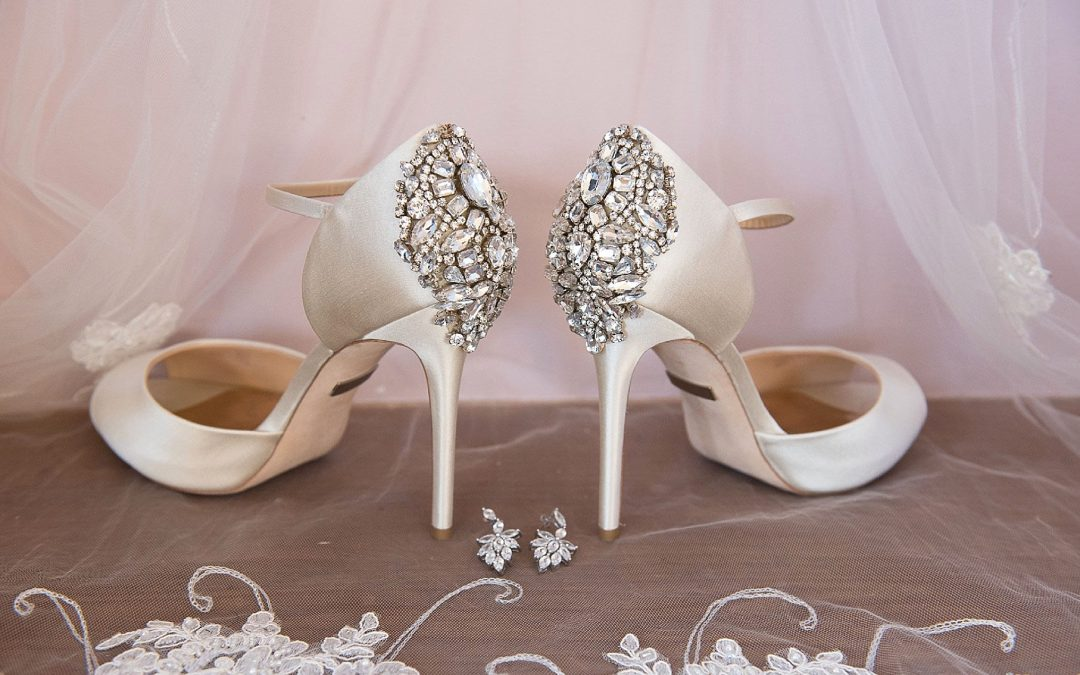 5 TIPS FOR FINDING THE PERFECT WEDDING SHOE