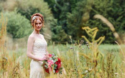 Lynford Hall Wedding, Styled Shoot
