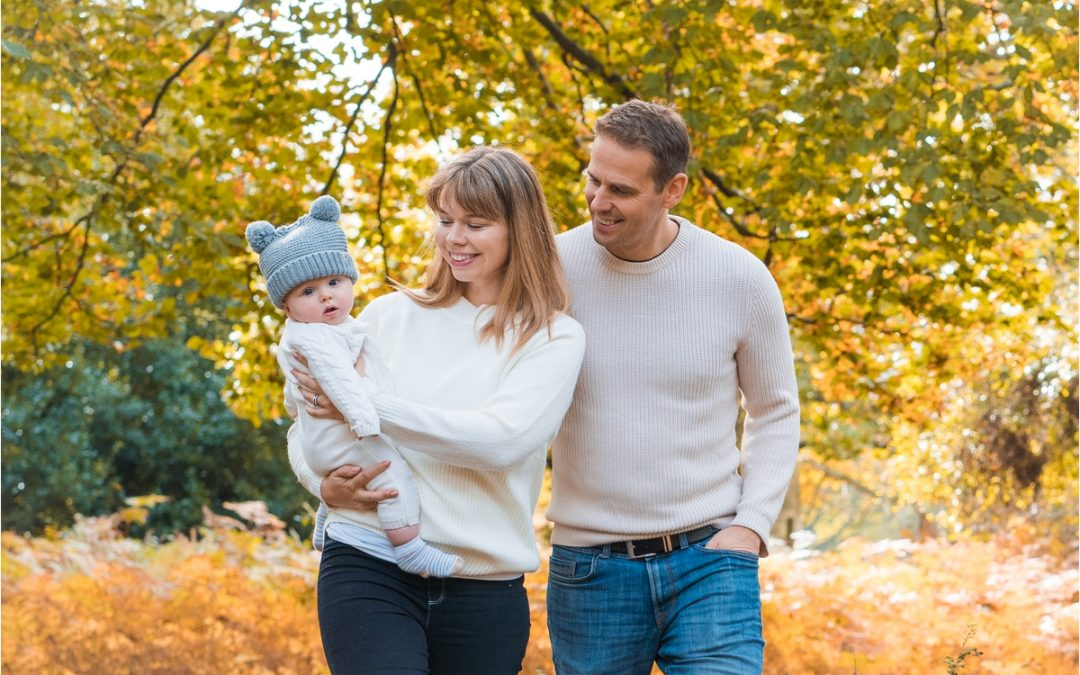Norfolk family photography session
